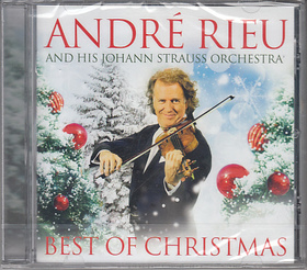 BEST OF CHRISTMAS CD ANDRÉ RIEU