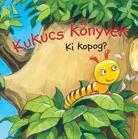 Antje Flad - Kukucs Könyvek - Ki kopog?