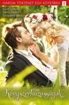 Sarah Holland, Penny Jordan, Jacqueline Baird - Kényszerházasságok - 3 történet 1 kötetben - Engedj a zsarolásnak!, Lemeztelenítve, A szenvedély mestere [eKönyv: epub, mobi]