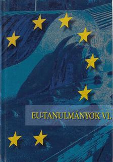 Inotai András - EU-tanulmányok VI. [antikvár]