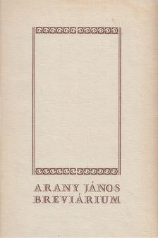 Kozma Dezső - Arany János breviárium [antikvár]