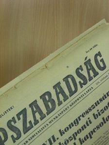 Árkus István - Népszabadság 1961. november 2. [antikvár]