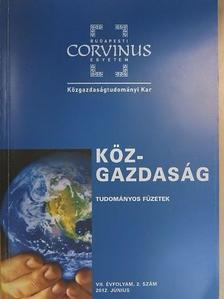 Bíró-Szigeti Szilvia - Köz-gazdaság 2012. június [antikvár]