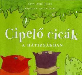 Berg Judit - Cipelő cicák a hátizsákban
