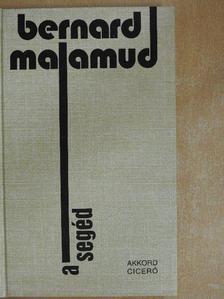 Bernard Malamud - A segéd [antikvár]