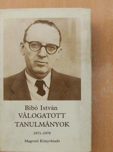 Bibó István - Válogatott tanulmányok III. [antikvár]