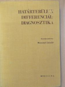 Bársony Jenő - Határterületi differenciál-diagnosztika [antikvár]