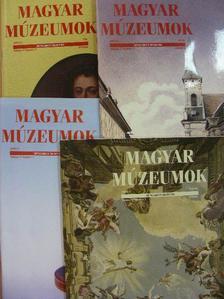Balázs György - Magyar Múzeumok 2003. tavasz-tél [antikvár]