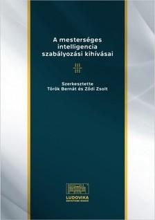 Ződi Zsolt, Török Bernát (szerk.) - A mesterséges intelligencia szabályozási kihívásai [eKönyv: epub, mobi, pdf]