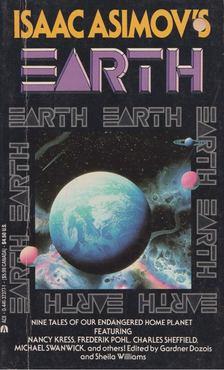 Isaac Asimov - Earth [antikvár]