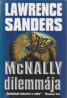 SANDERS, LAWRENCE - McNally dilemmája [antikvár]