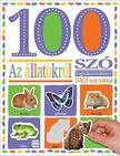 100 szó az állatokról - matricás foglalkozatókönyv