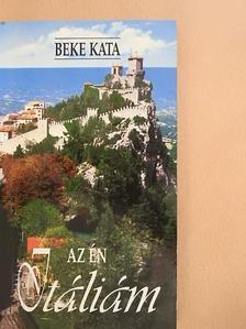 Beke Kata - Az én Itáliám [antikvár]