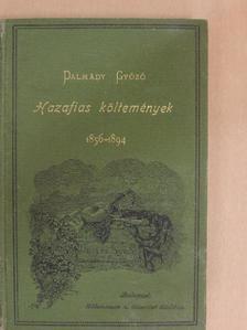 Dalmady Győző - Hazafias költemények [antikvár]