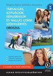 LX-0039-1 Kalafatics Zsuzsanna, Mágocsi Nyina - Társalgás, szituációk, képleírások és hallás utáni szövegértés oroszul