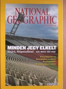 Aczél Endre - National Geographic Magyarország 2012. május [antikvár]