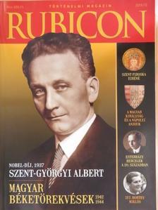 Czeizel Endre - Rubicon 2014/12. [antikvár]