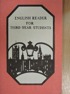 Arthur Conan Doyle - English reader for third-year students [antikvár]
