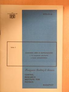Szőke József - Komputeres mérés és adatfeldolgozás [antikvár]