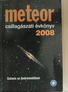 Balázs Lajos - Meteor csillagászati évkönyv 2008 [antikvár]