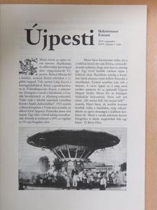 Bächer Iván - Újpesti Helytörténeti Értesítő 2019. szeptember [antikvár]