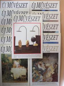 András Edit - Új Művészet 1993. január-december [antikvár]