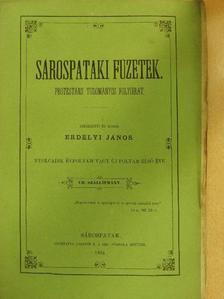 Bihari Imre - Sárospataki Füzetek 1864/VII. [antikvár]
