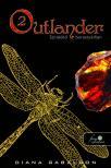 Diana Gabaldon - Szitakötő borostyánban - Outlander 2. - PUHA BORÍTÓS