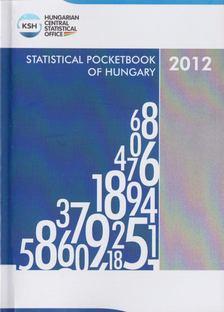 több szerző - Statistical Pocketbook of Hungary [antikvár]