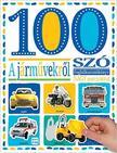 100 szó a járművekről - matricás foglalkozatókönyv