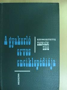 Buda Béla - A gyakorló orvos enciklopédiája II. (töredék) [antikvár]