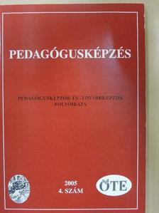 Tóth Éva - Pedagógusképzés 2005/4. [antikvár]