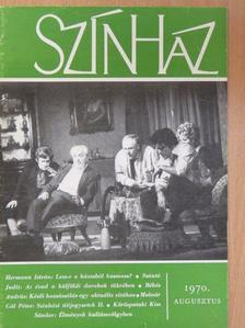 Antal Gábor - Színház 1970. augusztus [antikvár]