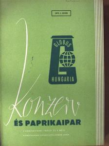 A. F. Namesztnyikov - Konzerv- és Paprikaipar 1975-1976. január-december/1977. (nem teljes évfolyam) [antikvár]