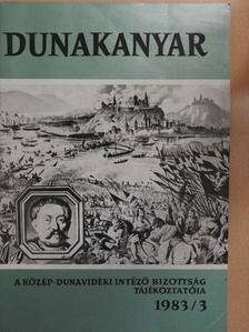 Borbély László - Dunakanyar 1983/3. [antikvár]