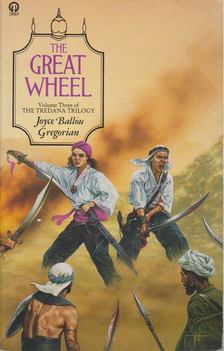 Gregorian, Joyce Ballou - The Great Wheel [antikvár]