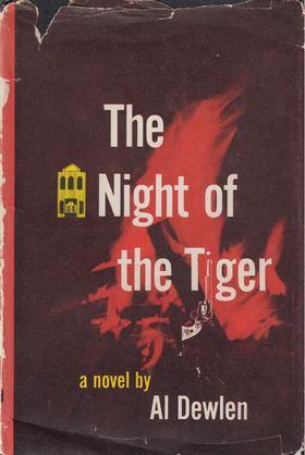 Al Dewlen - The Night of the Tiger [antikvár]