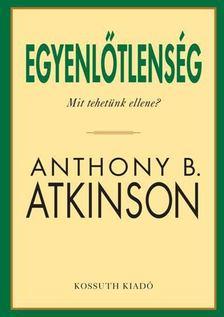 Anthony B. Atkinson - Egyenlőtlenség [antikvár]