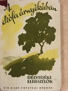 Blazsek Ferenc - A diófa árnyékában [antikvár]