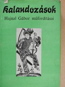 Albert Ehrenstein - Kalandozások [antikvár]