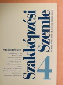 Bábosik Zoltán - Szakképzési Szemle 2007/4. [antikvár]