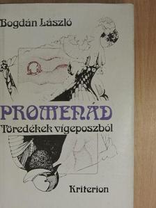 Bogdán László - Promenád [antikvár]