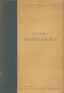 Georg Büchner - Danton halála [antikvár]