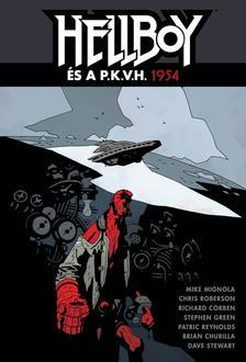 Mike Mignola - Hellboy és a P.K.V.H. - 1954