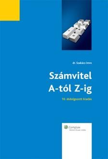 Szakács Imre - Számvitel A-tól Z-ig (2012) - 10. bővített, átdolgozott kiadás [eKönyv: epub, mobi]