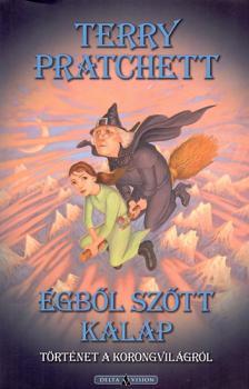 Terry Pratchett - Égből szőtt kalap