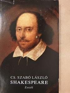 Cs. Szabó László - Shakespeare [antikvár]
