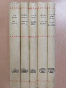 Babics Antal - A Múlt Magyar Tudósai III. sorozat I-V. [antikvár]