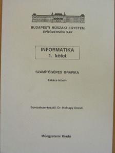 Takács István - Számítógépes grafika [antikvár]