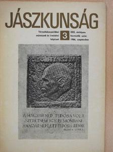 Csorba Mária - Jászkunság 1984. szeptember [antikvár]